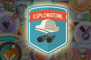 badge esploratore