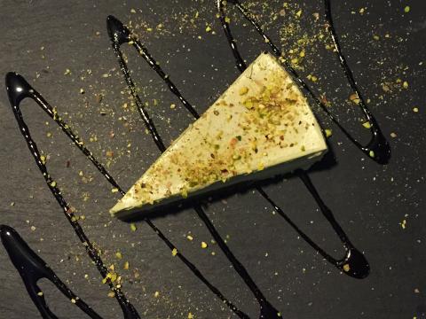 semifreddo al pistacchio di bronte